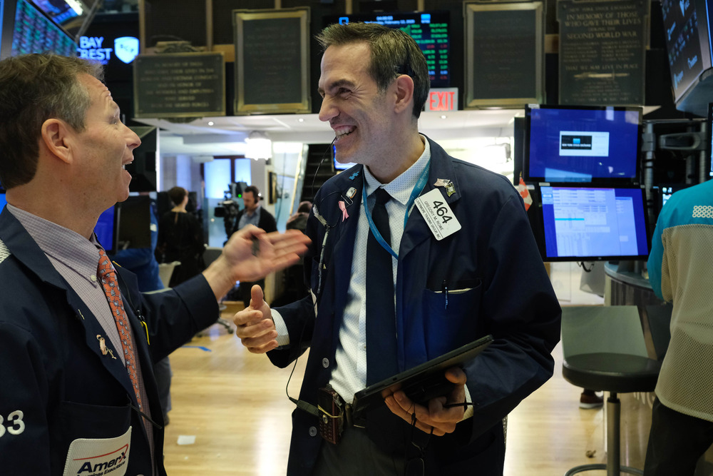 米株市場、次はどうなる
